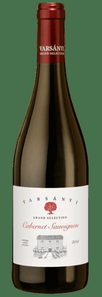 Cabernet Sauvignon vörösbor 2015
