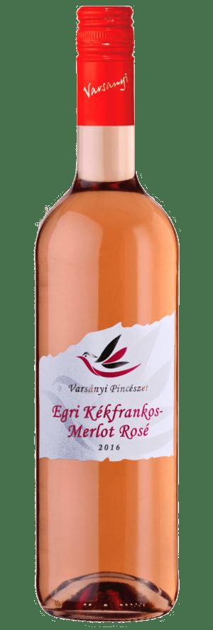 Egri Kékfrankos - Merlot Rosé 2016